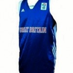 Adidas Great Britain Men Euro Club Basketball Jersey