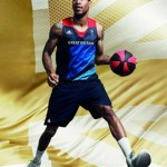 Great Britain Basketball Kit for the 2012 Olympics Unveiled