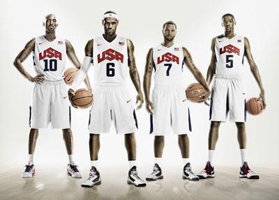 e90801755 Nike officially unveiled the 2012 Olympic Jersey of the USA Men and Women s  Basketball Team who will compete in this year s London Olympics.