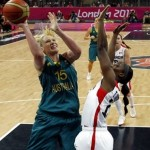 Australia Hold Off Canada 72-63 to Finish Second in Group B