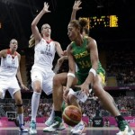 Great Britain Women Ends First Olympic Stint Without a Win