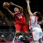 USA Routs China 114-66 to Finish First in Group A