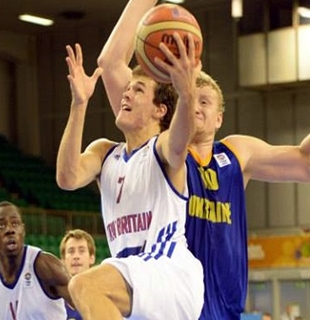 Great Britain Crashes Out Of EuroBasket Men 2013 With 87-69 Loss Against Ukraine