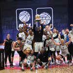 Newcastle Eagles Win Play-offs for a Seventh Time