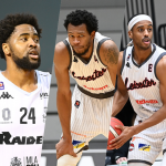 2020-21 Molten BBL Defensive Team of the Year