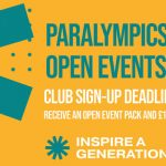 BWB Clubs invited to host Paralympic Legacy Open Events to c...