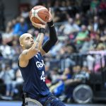ParalympicsGB Wheelchair Basketball arrive in Japan to comme...